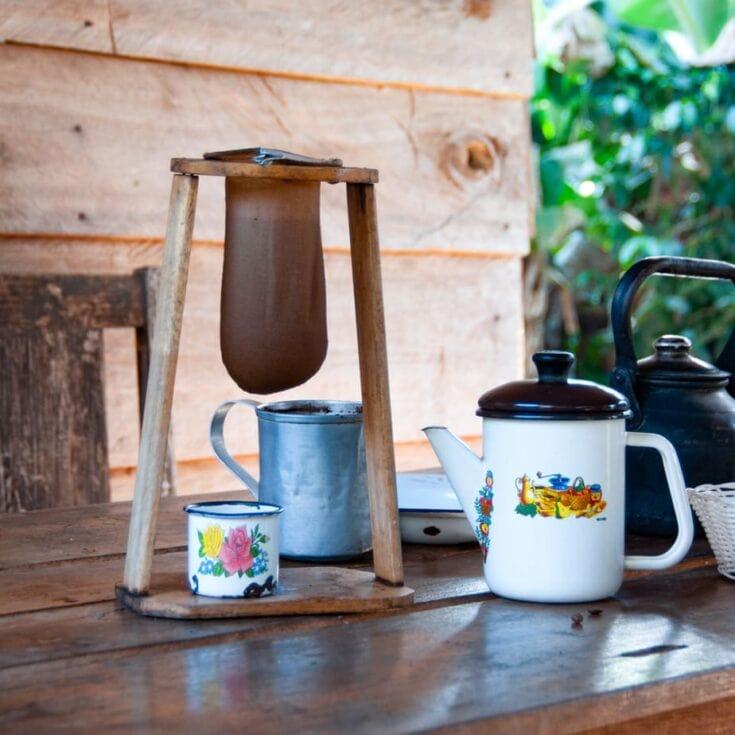 Costa Rican Coffee Espiritu Santo Coffee Tour