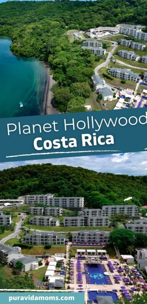 Planet Hollywood Costa Rica pin