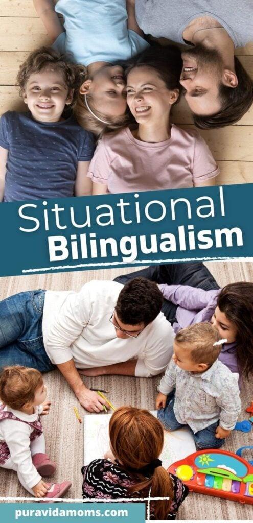 Situational Bilingualism pin