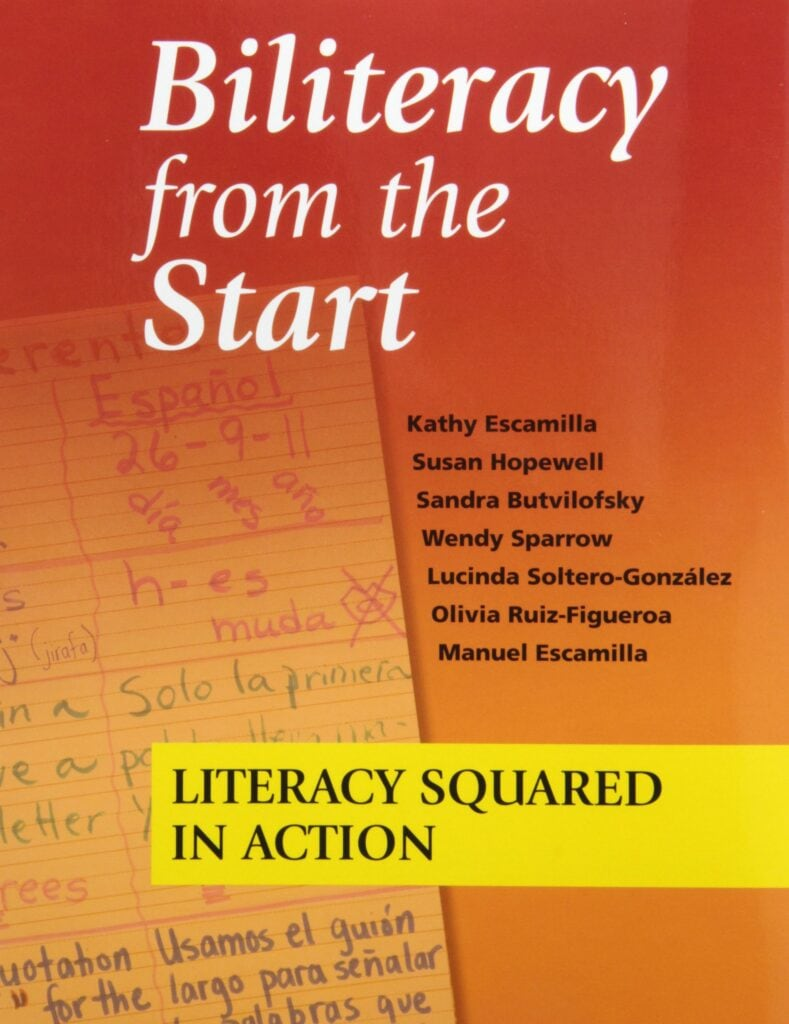 Biliteracy from the Start: Literacy Squared in Action book cover