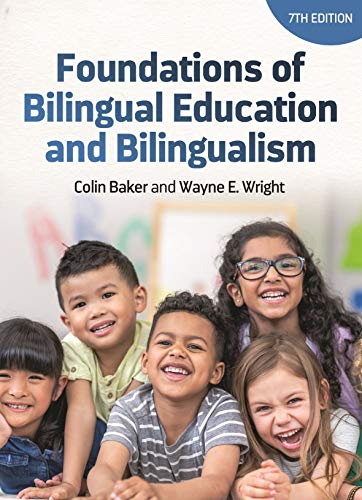 Foundations of Bilingual Education and Bilingualism book cover