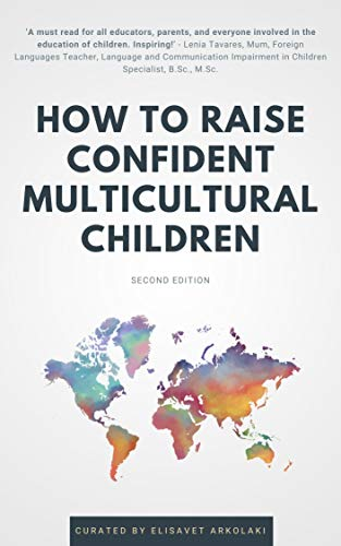 How To Raise Confident Multicultural Children book cover