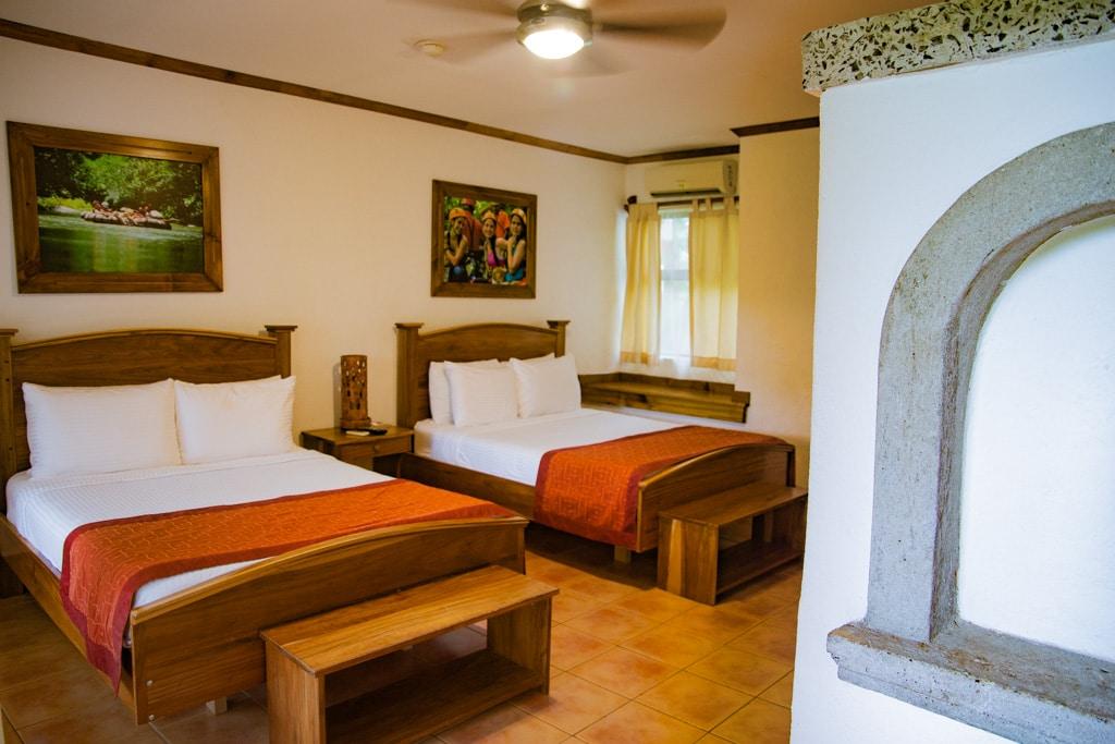 hotel room in Entrance To Hacienda Guachipelin