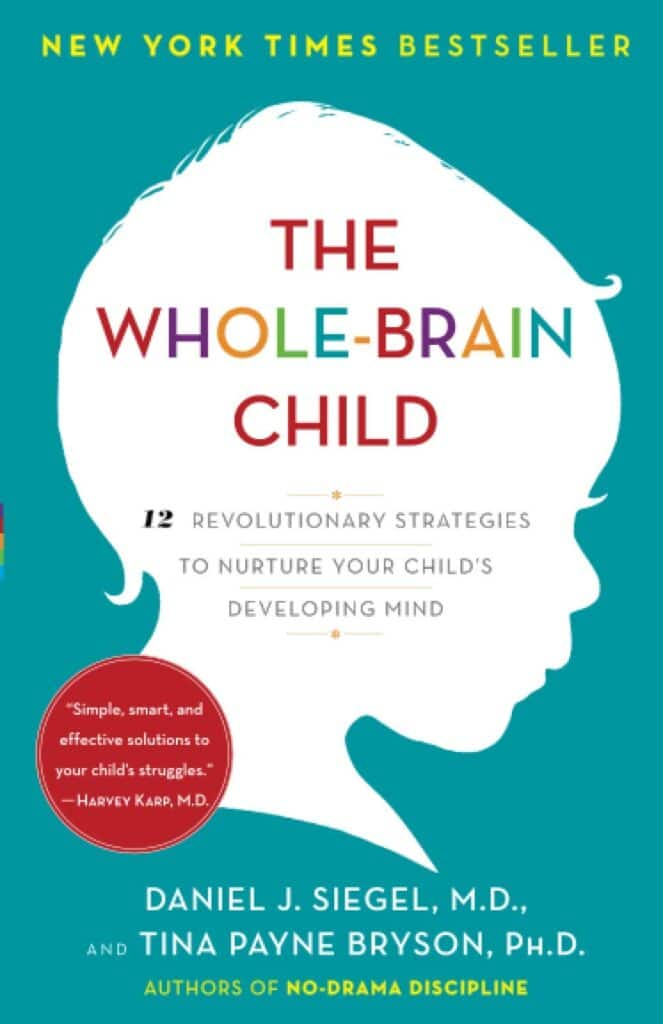 The Whole-Brain Child: 12 Revolutionary Strategies to Nurture Your Child's Developing Mind book cover